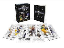 Kingdom Hearts Heroes of Light Magnet Set