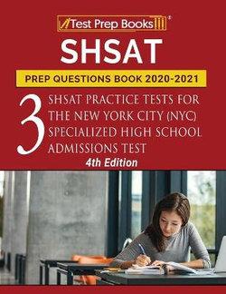 SHSAT Prep Questions Book 2020-2021