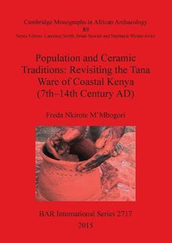 Population and Ceramic Traditions