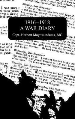 1916-1918 a War Diary