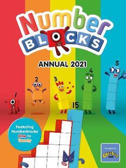 Numberblocks Annual 2021