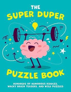 The Super Duper Puzzle Book