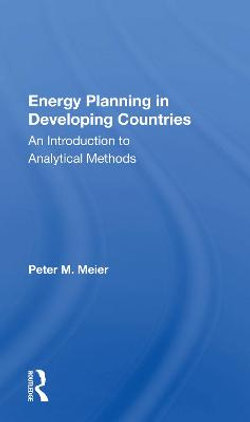 Energy Planning In Developing Countries
