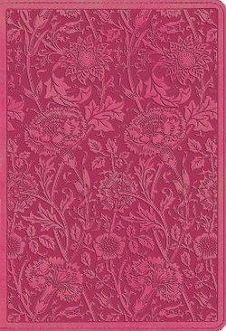 ESV Student Study Bible (TruTone, Berry, Floral Design)