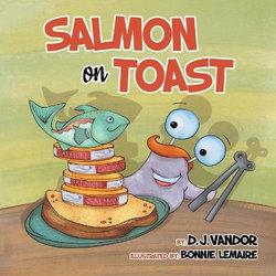 Salmon On Toast