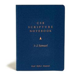 CSB Scripture Notebook, 1-2 Samuel