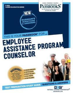 Employee Assistance Program Counselor, Volume 4554