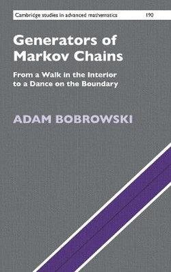 Generators of Markov Chains