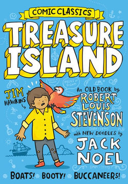 Comic Classics: Treasure Island Graphic Novel