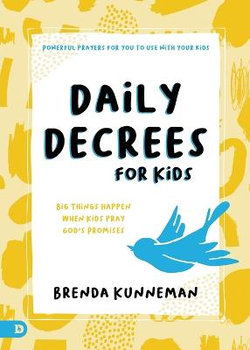 Daily Decrees for Kids