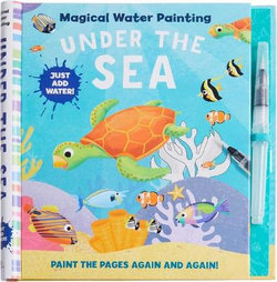 Magical Water Painting: under the Sea