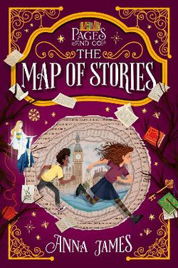 Pages and Co. : the Map of Stories