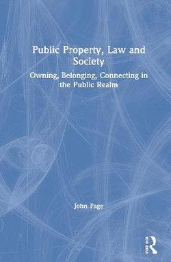 Public Property Law and Society