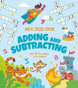 Math Criss-Cross Adding and Subtracting