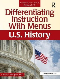 Differentiating Instruction with Menus: U. S. History