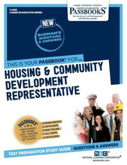 Housing and Community Development Representative, Volume 2539