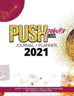 Push Power Boss Journal + Planner