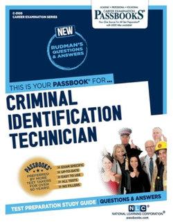 Criminal Identification Technician, Volume 3105