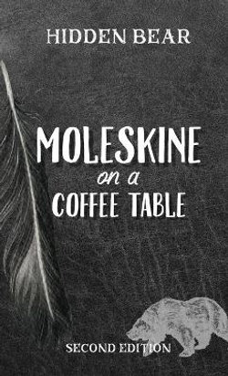 Moleskine on a Coffee Table