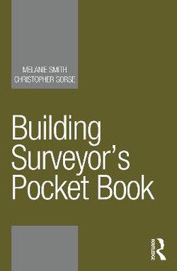 Building Surveyor�s Pocket Book