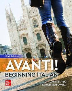 Workbook/Laboratory Manual for Avanti!