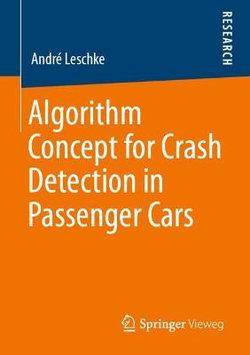 Algorithm Concept for Crash Detection in Passenger Cars