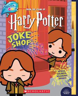 Harry Potter: Joke Shop: Water-Color!