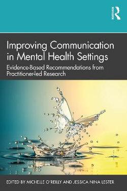 Improving Communication in Mental Health Settings