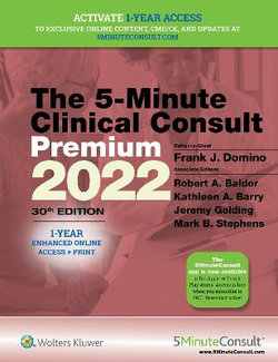 The 5-Minute Clinical Consult Premium 2022