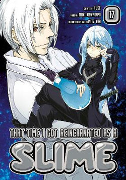 That Time I Got Reincarnated As a Slime 17