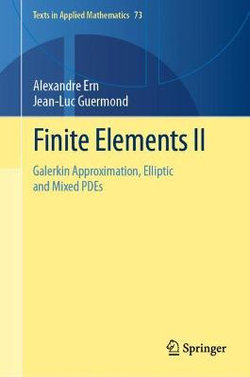 Finite Elements II