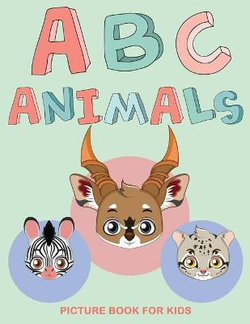 ABC ANIMALS: Picture Book for Kids