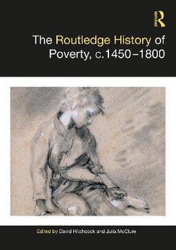Routledge History of Poverty in Europe