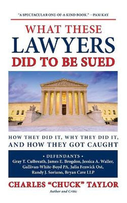 What These Lawyer Did to Be Sued
