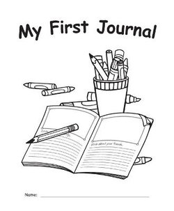 My Own Books(tm) My First Journal, 10-Pack