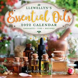 Llewellyn's 2022 Essential Oils Calendar