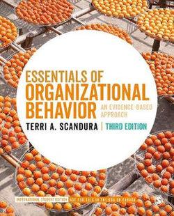 Essentials of Organizational Behavior - International Student Edition