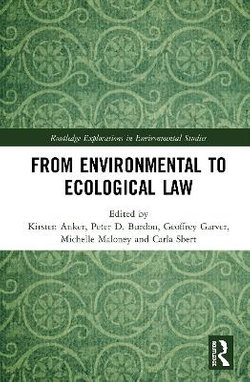 From Environmental to Ecological Law