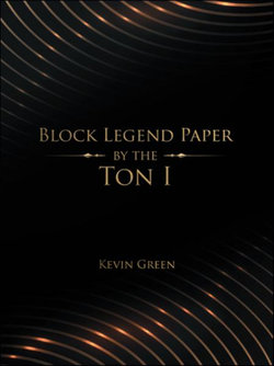 Block Legend Paper by the Ton I