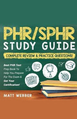 PHR/SPHR] ]]Study] ]Guide] ]Bundle!] ] 2] ]Books] ]In] ]1!] ]Complete] ]Review] ]&] ] Practice] ]Questions!