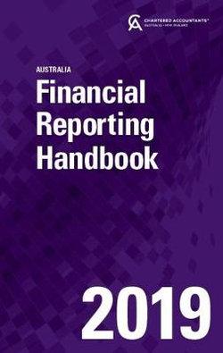 Financial Reporting Handbook 2019 Australia