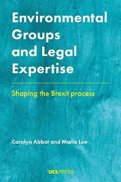 Environmental Groups and Legal Expertihb