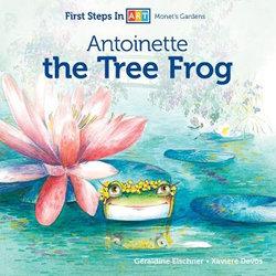 Antoinette the Tree Frog