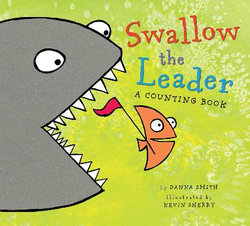 Swallow the Leader (lap Board Book)