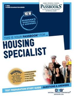 Housing Specialist, Volume 3892