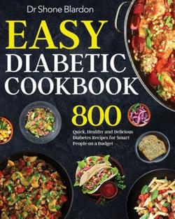 Easy Diabetic Cookbook