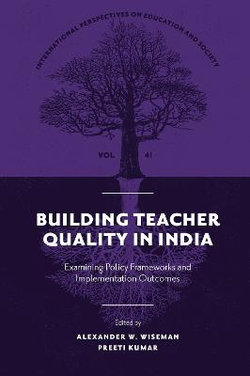 Building Teacher Quality in India