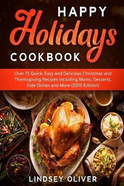 Happy Holidays Cookbook