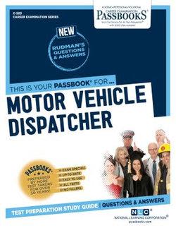 Motor Vehicle Dispatcher