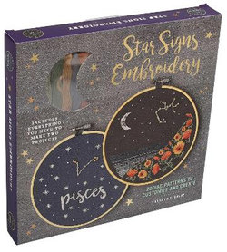 Star Signs Embroidery